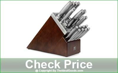 J.A. Henckels International 20-Piece Self-Sharpening Kitchen Knife Block Set