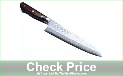 Yoshihiro Gyuto Japanese Chefs Knife - 9.5-Inch