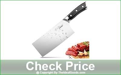 SKY LIGHT Cleaver Knife - 7-Inch Blade