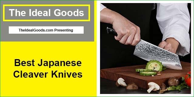 Best Japanese Cleaver Knives