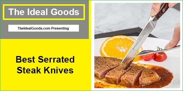 Best Serrated Steak Knives