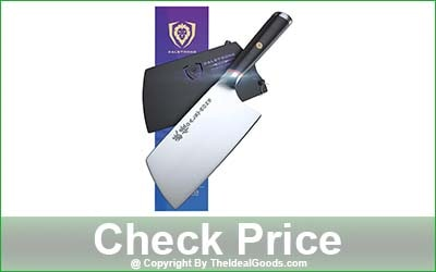 DALSTRONG Phantom Series Cleaver Knife - 7-Inch Blade