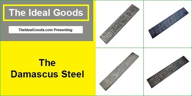 The Damascus Steel