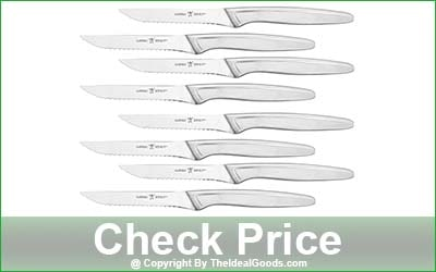 J.A. Henckels International 8-Piece Serrated Steak Knife Set